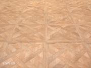 216515 - Паркет кремовый кварц-виниловая плитка Vinilam (Винилам)