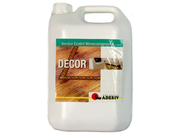 Лак для паркета уретановый Adesiv Адезив Ecobril Decor однокомпонентный