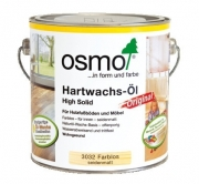 Osmo Осмо масло для дерева c твердым воском для пола паркета и стен 3032 Hartwachs-Ol Original 2,5л
