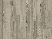 Паркетная доска Дуб Карелия Karelia concrete grey трехполосный