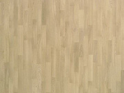 Паркетная доска Дуб Upofloor Трехполосная - селект беленый
