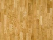 Паркетная доска Polarwood Дуб Тундра купить Classic 3-х полосная