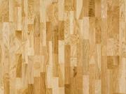 Паркетная доска Polarwood Дуб купить Classic 3-х полосная Ливинг