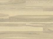 Паркетная доска Ясень Karelia Однополосная  vanilla matt 138 мм