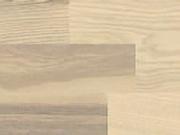 Паркетная доска Ясень Karelia Трехполосная кантри vanilla matt