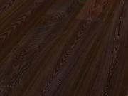 Паркетная доска Ясень алпайн колони коричневый Terhurne планк натур масло 2390х200х13