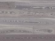 Паркетная доска Ясень серебряно-белый Terhurne планк браш мат лак 2390х200х13мм ИзиКлик