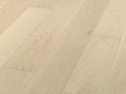 Паркетная доска купить СПб Terhurne  Клен кремово-белый планк мат лак 2190х162х13 ИзиКлик