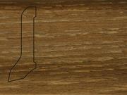 Плинтус Дуб деревянный напольный СПБ шпонированный La San Marco Profili 60/22мм Экспрешен