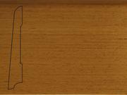 Плинтус деревянный напольный СПБ шпонированный La San Marco Profili 80/16мм Афромозия