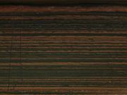 Плинтус деревянный напольный СПБ шпонированный La San Marco Profili 80/16мм Макасар
