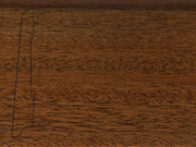 Плинтус деревянный напольный СПБ шпонированный La San Marco Profili 80/16мм Мербау