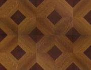 Художественный Ламинат под Паркет Версаль Versale 8008 Дуб рич 12мм