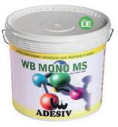 Клей Adesiv WB MONO MS для паркета массивной доски Адезив Силановый