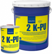 Клей Kiilto 2K PU для паркета Килто двухкомпонентный полиуретановый