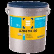 Клей UZIN MK 80 для паркета на водной основе однокомпонентный Уцин