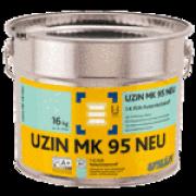 Клей UZIN для паркета однокомпонентный полиуретановый Уцин мк MK 95