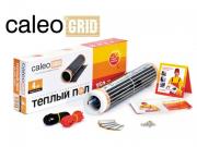Инфракрасный теплый пол под ламинат цена электрический пленочный купить Caleo GRID 220 Вт/м2 шир. 0.5 м
