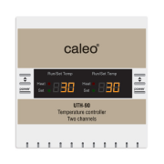 Терморегулятор для теплого пола купить цена спб CALEO UTH-90 Калео
