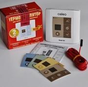 Терморегулятор для теплого пола купить цена спб Caleo 520 Калео накладной
