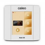 Терморегулятор для теплого пола купить цена спб Caleo 330 Калео встраеваемый