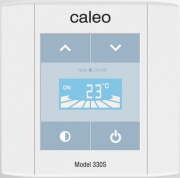 Терморегулятор для теплого пола купить цена спб Caleo 330 S Калео встраеваемый