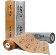 Инфракрасный теплый пол цена под ламинат и плитку HEAT PLUS 12 APN-410 пленочное отопление 100см