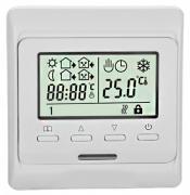 Терморегулятор для теплого пола купить цена спб RTC E 51 Menred