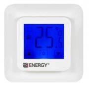 Терморегулятор для теплого пола купить цена спб Energy TK07
