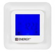 Терморегулятор для теплого пола купить цена спб Energy TK08