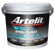 Паркетный клей двухкомпонентный Artelit PB 140 полиуретановый купить 6кг