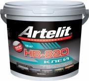 Полиуретановый клей для паркета силановый STP гибридный Artelit HB-820