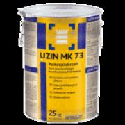 Клей для массивной доски на фанеру цена Uzin MK 73 Уцин паркетный Уцин
