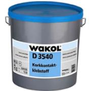 Клей для пробки WAKOL пробковый купить Вакол D 3540
